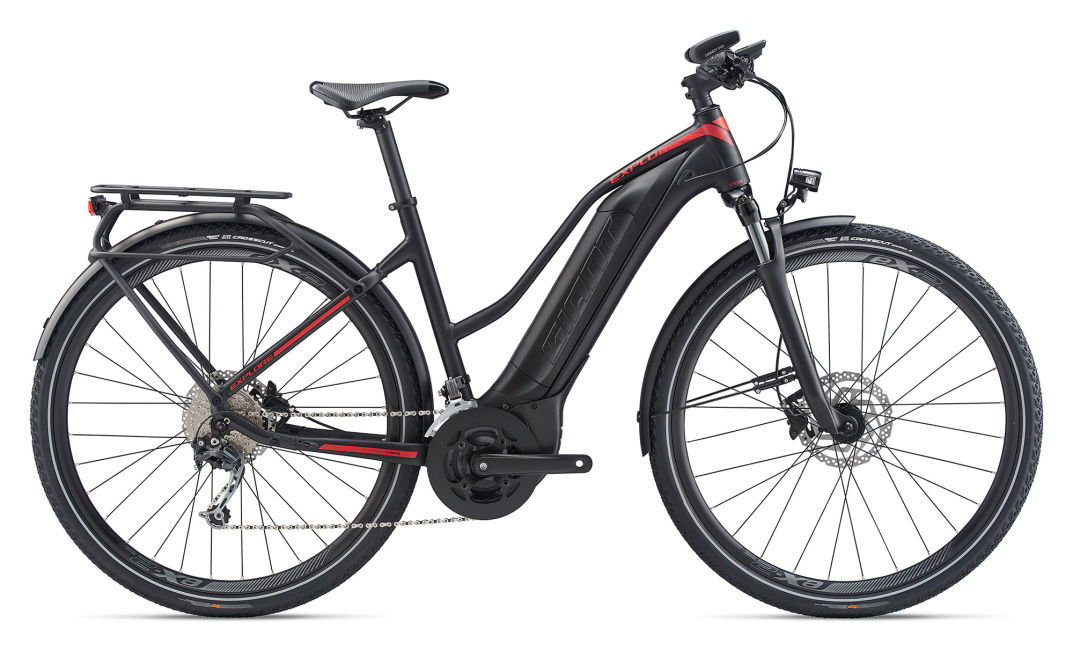 Trekking E-bike rental