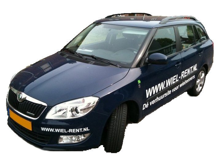 Rent a team car/neutral car (cycling)